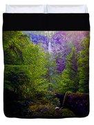 Watson Falls Duvet Cover
