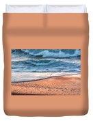 Wave After Wave Duvet Cover
