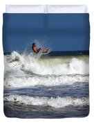 Wave Rider Duvet Cover