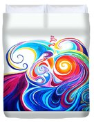 Wave Set Duvet Cover