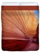 Wave Utah Duvet Cover