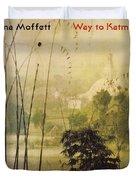 Way To Katmandu Duvet Cover