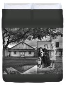We Belong To This Place Duvet Cover