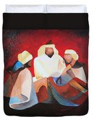 We Three Kings Duvet Cover