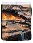 Weano Gorge - Karijini Np 2am-111671 Duvet Cover