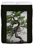 Weathered Bonsai Duvet Cover