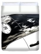 Weathered Bugatti Duvet Cover