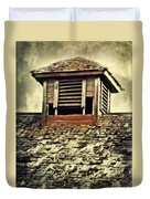 Weathered Cupola Duvet Cover