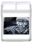 Weathered Sailor Duvet Cover