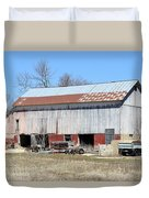 Weathered Storage Duvet Cover