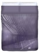 Web Abstract Duvet Cover