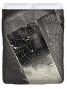 Web Duvet Cover