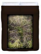 Web2dark Duvet Cover