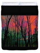 Webbs Woods Sunset Duvet Cover