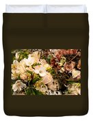 Wedding Bouquets 01 Duvet Cover