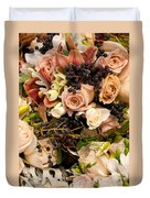 Wedding Bouquets 02 Duvet Cover