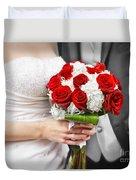 Wedding Duvet Cover by Elena Elisseeva