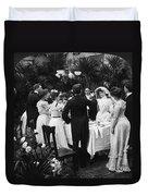 Wedding Party, 1904 Duvet Cover