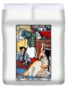 Wee Sma Hours 1909 Duvet Cover