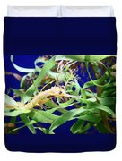 Weedy Sea Dragon Duvet Cover