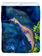 Weedy Seadragon Duvet Cover