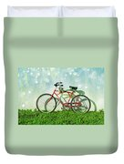 Weekender Special Duvet Cover by Laura Fasulo