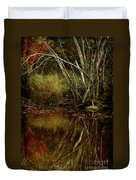 Weeping Branch Duvet Cover
