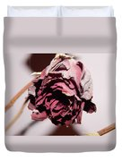 Weeping Rose Duvet Cover