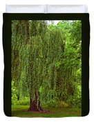 Weeping Willow Duvet Cover