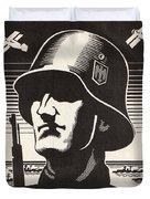Wehrmacht Duvet Cover