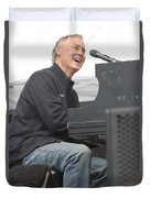 Weir Hornsby And Marsalis Duvet Cover