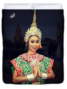 Welcome Thailand Duvet Cover