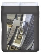 Well Of Stairs Duvet Cover