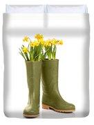 Wellington Boots Duvet Cover