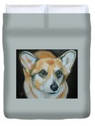 Welsh Corgi Duvet Cover