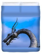 Welsh Dragon Head Duvet Cover