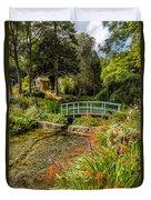 Welsh Garden Duvet Cover