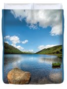 Welsh Lake Duvet Cover