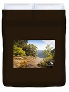 Wentworth Falls Duvet Cover