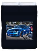 West Coast Bently Cgt Duvet Cover