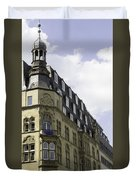 West German Broadcasting Cologne Germany Duvet Cover