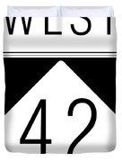 West Nc 42 Duvet Cover