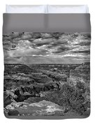 West Rim Grand Canyon National Park Duvet Cover