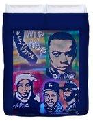 West Side Hip Hop Duvet Cover