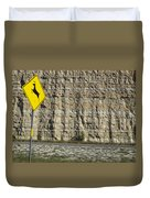West  Texas  Interstate 10  At  80  Mph - 2 Duvet Cover