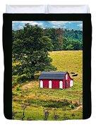 West Virginia 2 Duvet Cover