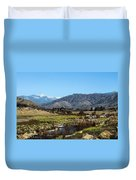 Western California Duvet Cover