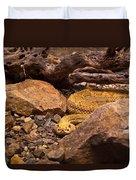 Western Diamondback Rattlesnake 2 Duvet Cover