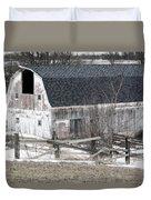 Western New York Farm 1 Duvet Cover