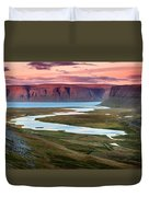Westfjords Duvet Cover